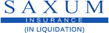 Saxum Insurance Logo